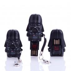MIMOBOT MIMOMICRO USB DRIVE & READER - darth vader- con MICRO SD da 8gb