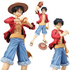 Luffy Rybber Rufy Sailing Again P.O.P. Magahouse Excellent Model