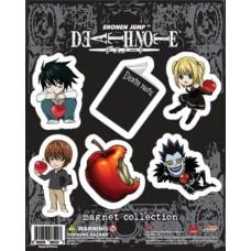 Death Note - Magnet set art SD