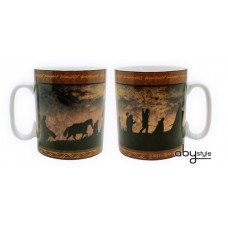"Lord of the Rings ""The Fellowship"" Mug 460 ml"