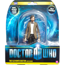 Doctor Who - Eleventh Doctor with beard figure