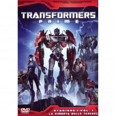 Transformers Prime #01