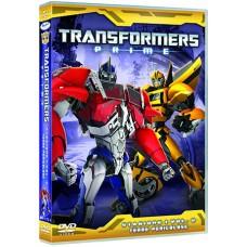 Transformers Prime #02
