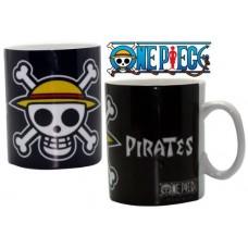 One Piece Mug: Luffy's Pirates (460 ml)