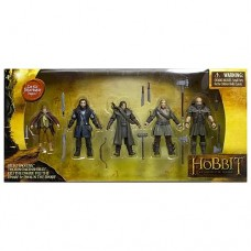 The Hobbit 3 3 4-Inch Collector Pack