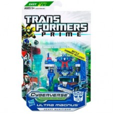 TRANSFORMERS PRIME CYBERVERSE Commander Class ULTRA MAGNUS Figure