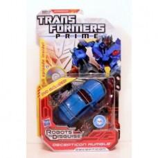 Hasbro Transformers Prime Deluxe Decepticon Rumble