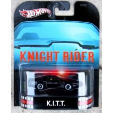 Hot Wheels Retro K.I.T.T.