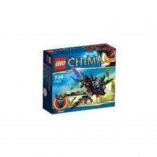 Chima - Il Corvo Volante di Razcal 70000