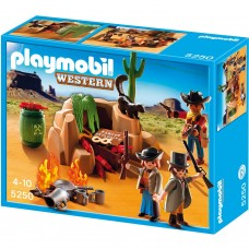 Playmobil 5250 - Nascondiglio dei fuorilegge