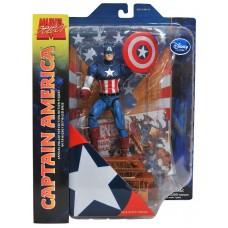 Marvel Select Captain America Disney