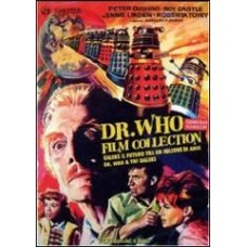 DVD - Dr. Who Film Collection (Cofanetto 2 dvd)