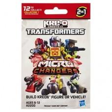 Kre-O Transformers 2013 Mini-Figures Series 1 Case