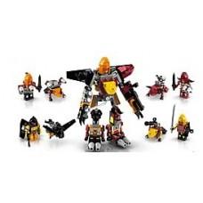 Kre-o Transformers Changer Combiners Predaking