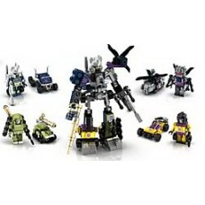 Kre-o Transformers Changer Combiners decepticon bruticus
