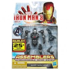 Marvel Iron Man 3 Avengers Initiative Assemblers War Machine Figure