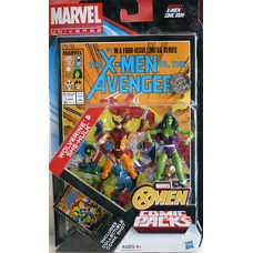 Marvel Universe WOLVERINE & SHE-HULK Comic Figure