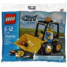 Escavatore Miniera Edizione speciale 30151 Polybag
