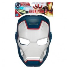 Iron Man 3 Arc FX Glow-In-The-Dark Masks Iron Patriot