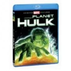 Planet hulk (blu-ray + dvd) - Blu-ray