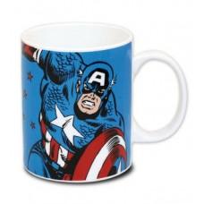 Captain America mug Marvel Comic