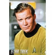 Star Trek Classics Poster Captain Kirk