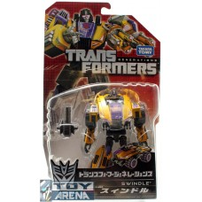 Takara - Transformers Generations TG-06 Swindle Bruticus Fall of Cybertron Action Figure