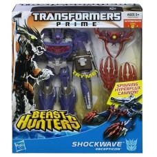 Beast Hunters Voyager Shockwave