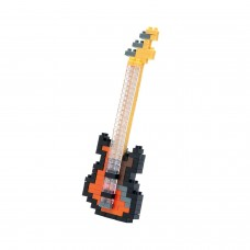 Nanoblock NBC-051 Electric Bass