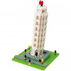 Nanoblock Torre di Pisa