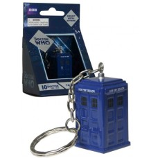 Doctor Who Diecast Keyring - Tardis