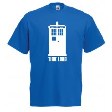Time Lord T-shirt Taglia L