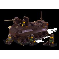 Army - Amphibian tank
