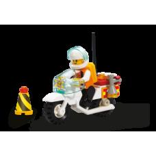 Sluban - fire motorcycle