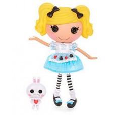 Lalaloopsy Rag Doll alice in lalaloopsyland