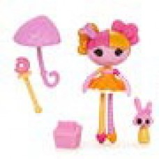 Lalaloopsy Mini Lala-Oopsie Doll  Princess Nutmeg