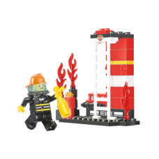 Fire - The incredible firefighter