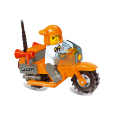 Emergenza - Sos Rescue Team Motorcycle