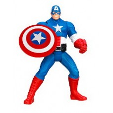 Avengers Assemble Mighty Battlers Action Captain America