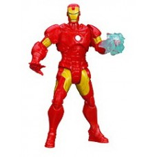 Avengers Assemble Mighty Battlers Action Iron Man