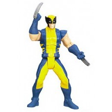 Avengers Assemble Mighty Battlers Action Wolverine