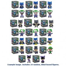 Batman DC Comics Mystery Minis Vinyl Mini-Figure blind boxes