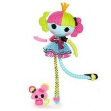 Lalaloopsy Lala-Oopsie Large Rag Doll princess juniper