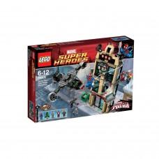 LEGO Super Heroes 76005 - Spider-Man, Resa dei Conti al Daily Bugle