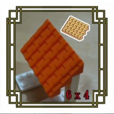 Brick Roof 6x4