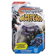 Transformers Prime Beast Hunters Cyberverse Commander shockwave