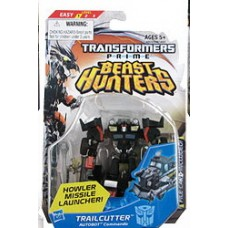Transformers Prime Beast Hunters Cyberverse Commander trailcutter