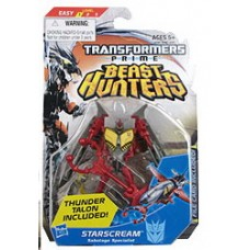 Transformers Prime Beast Hunters Cyberverse Commander starscream