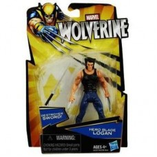 Marvel Wolverine Hero Blade Logan Figure