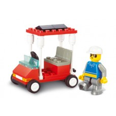 Sluban - Sightseeing car